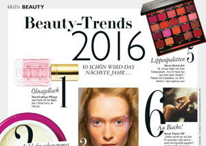 Gracia - Beautytrends 2016