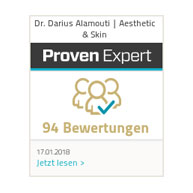 Proven-Experts Siegel 2018 Alamouti